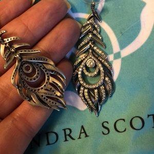 7ab54b6fc Kendra Scott Jewelry - Kendra Scott Elettra drop earrings
